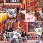 Comedy Nights With Kapil: Salman Khan goes ROFL! View pics!