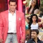 Sana Khan, Elli Avram and Ajaz Khan - Salman Khan gives Bigg Boss contestants a ticket to Bollywood!