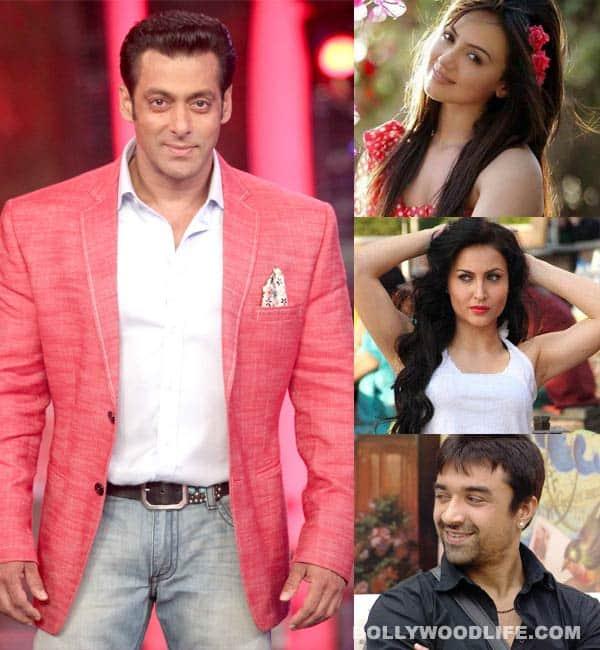 Sana Khan, Elli Avram and Ajaz Khan – Salman Khan gives Bigg Boss contestants a ticket to Bollywood!