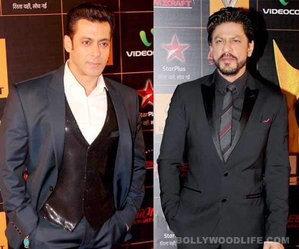 Is Salman Khan following Shahrukh Khan?
