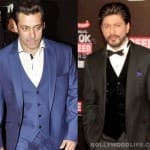 Did Shahrukh Khan not attend the Filmfare awards because of Salman Khan?