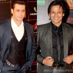 After Shahrukh Khan, Salman Khan hugs long time foe Vivek Oberoi