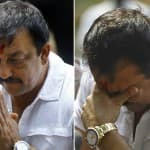 What made Sanjay Dutt cry?