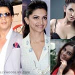 Newbies find inspiration in Deepika Padukone's acting and Shahrukh Khan's dimples!