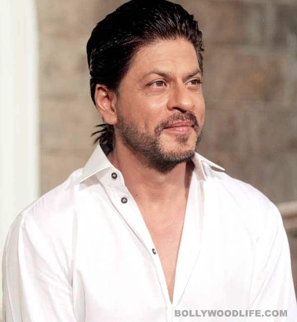 Shahrukh Khan excited about Madhuri Dixit-Nene and Juhi Chawla's Gulaab Gang!