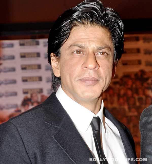 Why is Shahrukh Khan studying Intelligence Bureau syllabus?