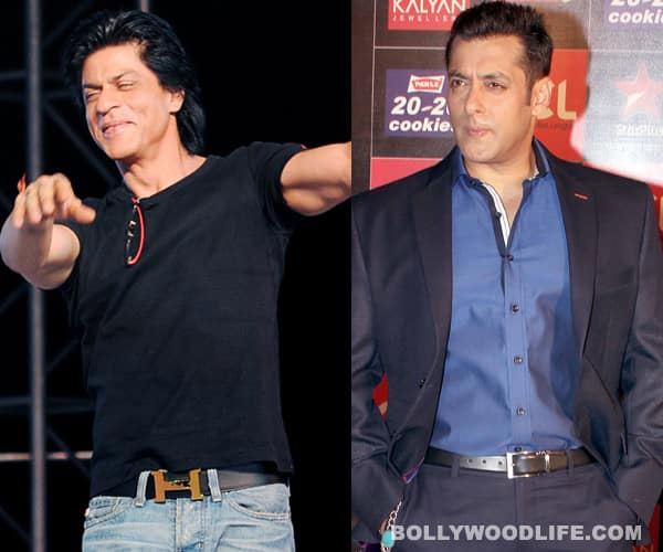 Salman Khan: Concentrate on Jai Ho, Shahrukh Khan is fine!