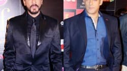Is Shahrukh Khan trying to ape Salman Khan's Godfather act?