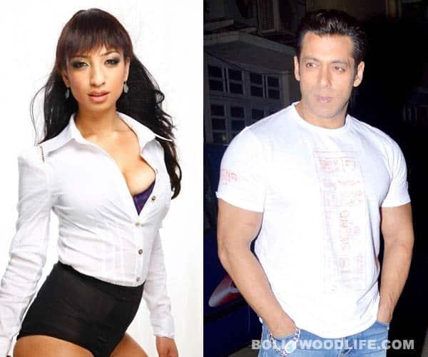 After Sofia Hayat and Elli Avram, Playboy cover girl Shanti Dynamite wants to romance Salman Khan!