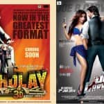 Box office report: Sholay 3D fares better than Arshad Warsi starrer Mr Joe B Carvalho