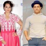 Will Sonakshi Sinha shun Bollywood awards like Aamir Khan?