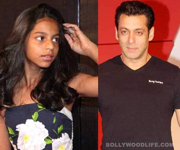 Is Shahrukh Khan's daughter a fan of Salman Khan's Jai Ho?