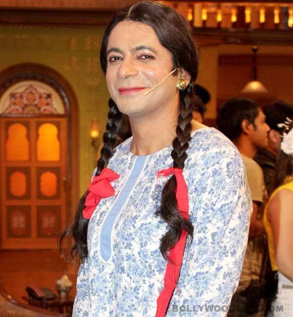 Sunil Grover's Gutthi now Chutki! - Bollywoodlife.com