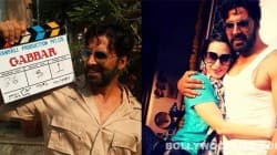 Gabbar on the sets: Akshay Kumar's new avatar is hot and hatke! View pics!