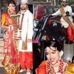 Sameera Reddy: I'm glad we decided to marry the way we did!