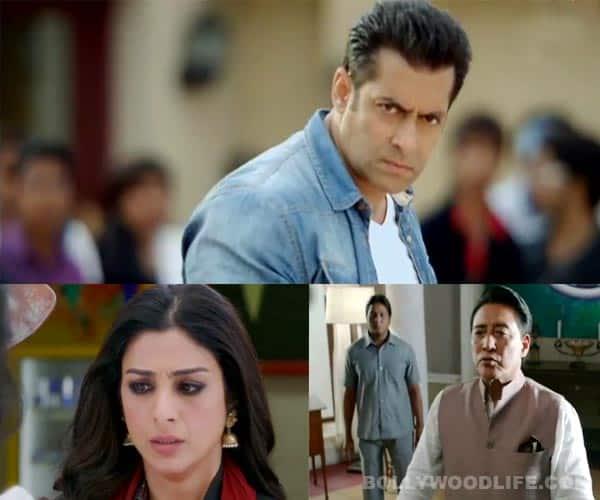 Jai Ho dialogue promo: Why is Salman Khan disturbed?