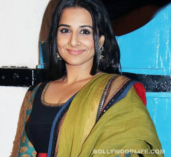 Does Vidya Balan need to take a chill pill?