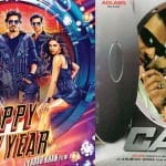Is Shahrukh Khan copying Ajay Devgn in Happy New Year?