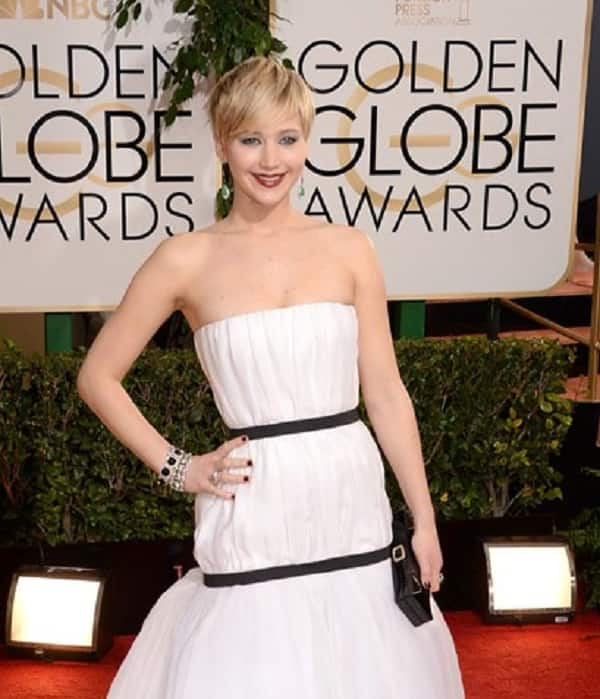 71st Annual Golden Globe Awards: Jennifer Lawrence bags the best actor in supporting role award for American Hustle