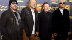 Led Zeppelin's Celebration Day wins Grammy 2014