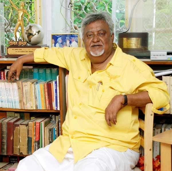 Namdeo Laxman Dhansal passes away