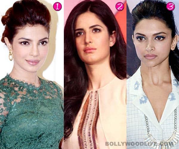 Priyanka Chopra beats Katrina Kaif and Deepika Padukone to be Madhur Bhandarkar's Madamji!
