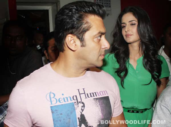 Is Katrina Kaif out of Salman Khan's charity list too?