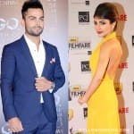 How did Anushka Sharma and Virat Kohli ring in 2014?