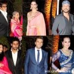 Aishwarya Rai Bachchan, Shahrukh Khan, Deepika Padukone, Ranveer Singh spotted at Ahana Deol's wedding - View pics!
