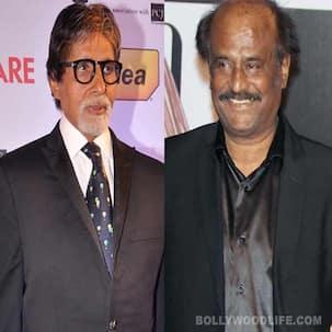 Amitabh Bachchan and Rajinikanth to clash at the box office this April!