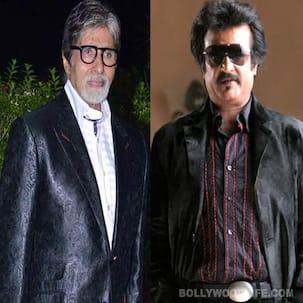 Amitabh Bachchan or Rajinikanth - who will emerge a winner at the box-office?