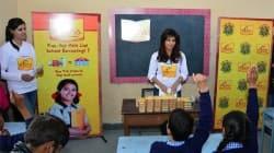 Chitranda Singh teaching