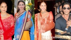 Shahrukh Khan inspires Esha Deol's look for sister Ahana's wedding!