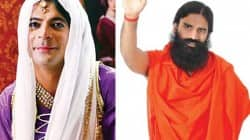Ramdev Baba in Mad In India