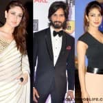 After Kareena Kapoor and Priyanka Chopra, Shahid Kapoor doesn't want to date a heroine!