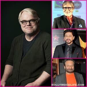 Shahrukh Khan, Amitabh Bachchan, Shekhar Kapur mourn the death of Philip Seymour Hoffman