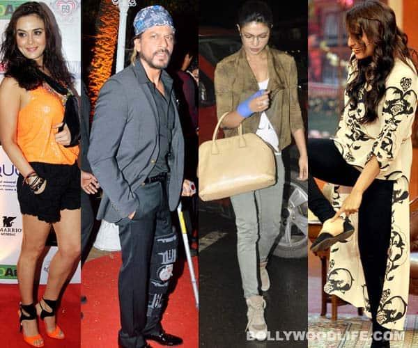 Preity-Zinta-Shahrukh-Khan-Priyanka-Chopra-Sonakshi-Sinha