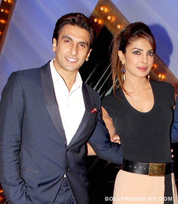 What does Priyanka Chopra call Ranveer Singh?