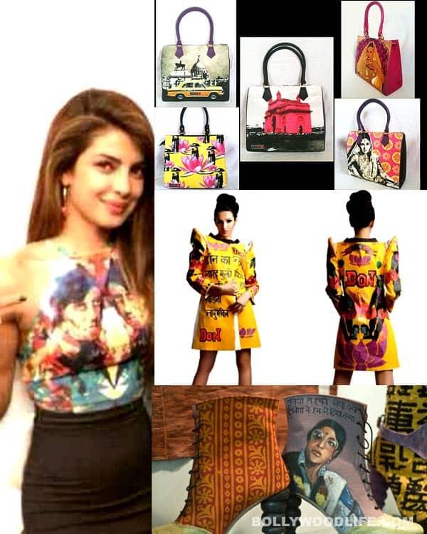Wear Bollywood on your sleeve like Priyanka Chopra!