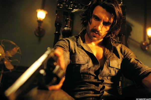 Ranveer Singh: I was inspired by Amitabh Bachchan!