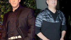 Salman Khan and Sajid Nadiadwala