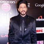 Who did Shahrukh Khan spend his best two days with in Malaysia?