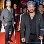 Sharhrukh Khan to do one-legged moves in Happy New Year!