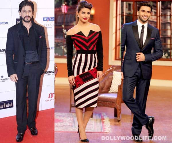 Valentines Day special: Shahrukh Khan, Priyanka Chopra and Ranveer Singh share love tips!
