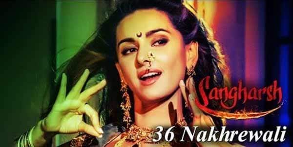 36 Nakhrewali song: Is Shibani Dandekar a sizzling 'item'girl?