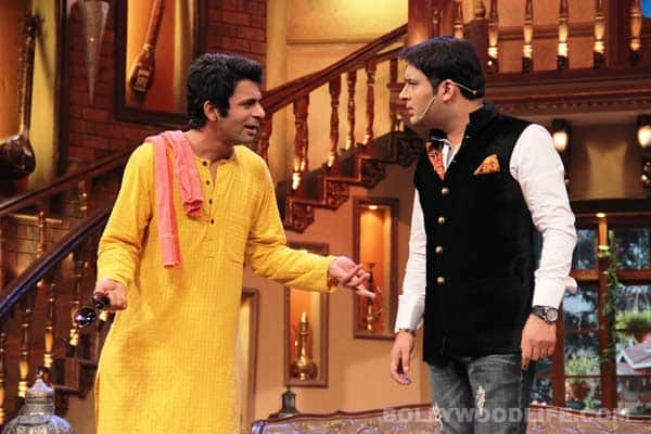 Sunil Grover: I want Kapil Sharma to watch Mad In India