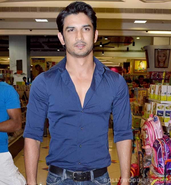 Sushant Singh Rajput: I'd be worried if Ankita was not possessive of me