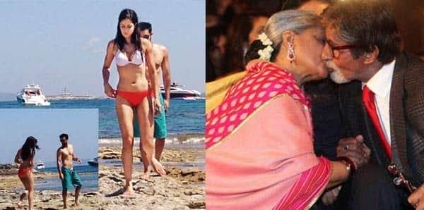 Ranbir Kapoor-Katrina Kaif or Amitabh Bachchan-Jaya Bachchan – Bollywood's most sizzling couple?