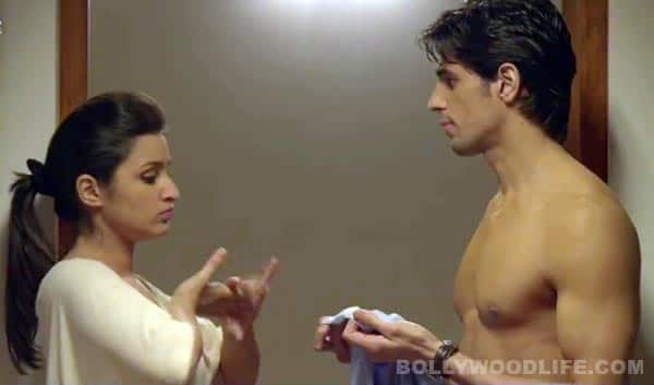 Hasee Toh Phasee dialogue promo: Sidharth Malhotra and Parineeti Chopra are relentlessly quirky!