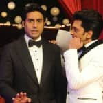 14th Zee Cine Awards: Abhishek Bachchan turns angry young man! View pics!